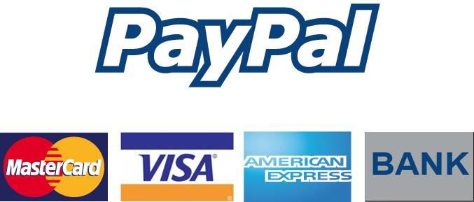 pay safe at laulas with PayPal